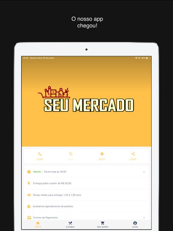Seu Mercado Delivery screenshot 7