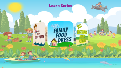 Learn Series for Kids Screenshot