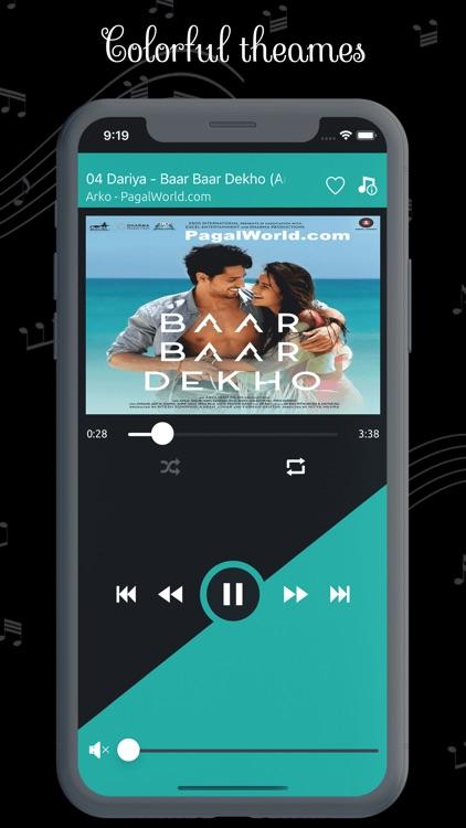 MP3 Music Player Pro