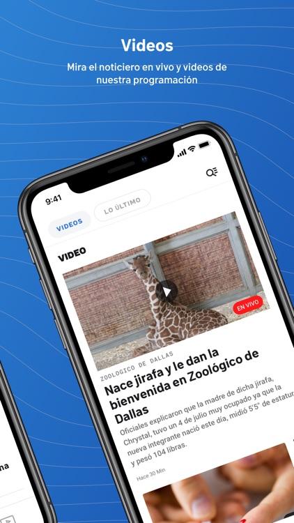 Telemundo 39: Noticias de TX screenshot-4