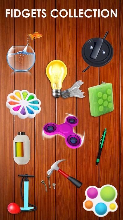Fidget Toys 3D screenshot-3