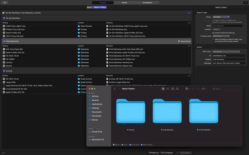 Compressor Screenshot