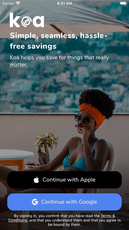 Koa screenshot-0