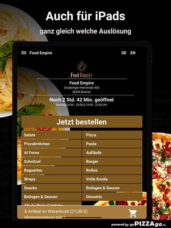 Food Empire Bremen screenshot 7