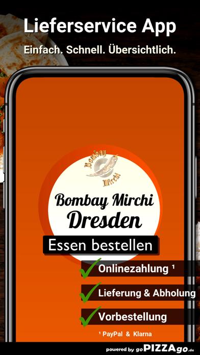 Bombay Mirchi Dresden screenshot 1