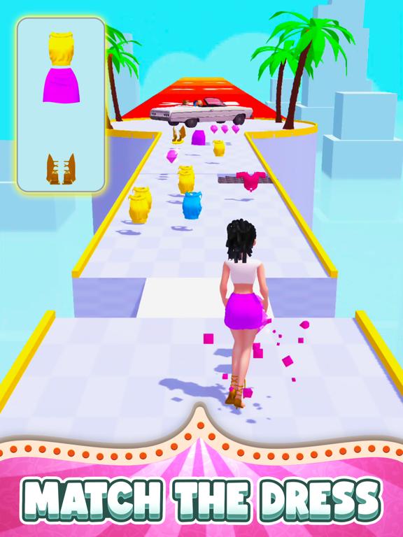 DressUp Run! screenshot 5