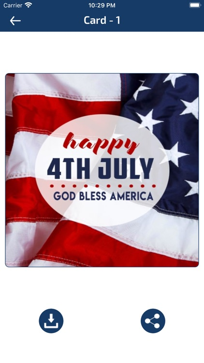 4th Of July Cards & Wallpapers screenshot-5