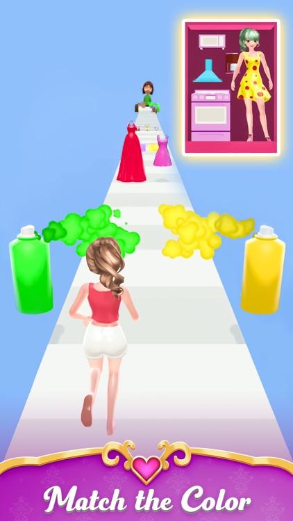 娃娃爱跑酷 (Doll Designer) screenshot-3