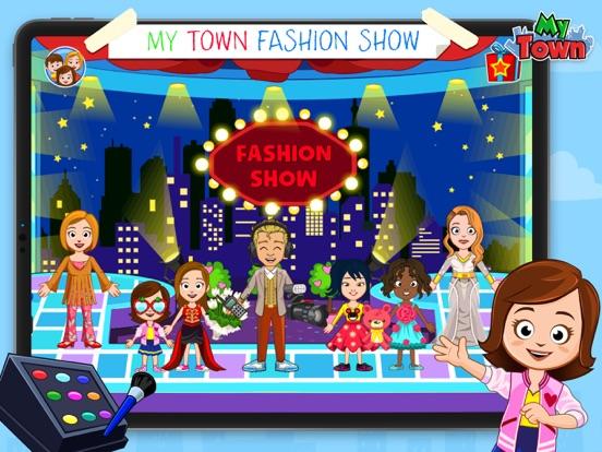 My Town : Fashion Show Dressup screenshot 6