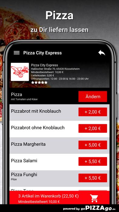City Express Rüsselsheim screenshot 5