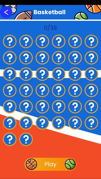 Sport Fans Quiz screenshot-6
