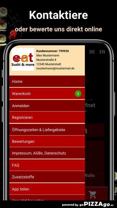 Eat Sushi & More Erlangen screenshot 3