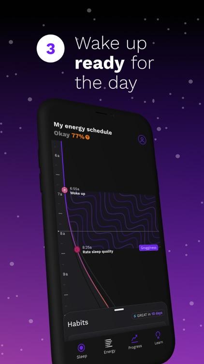 Rise: Sleep & Energy Tracker screenshot-4