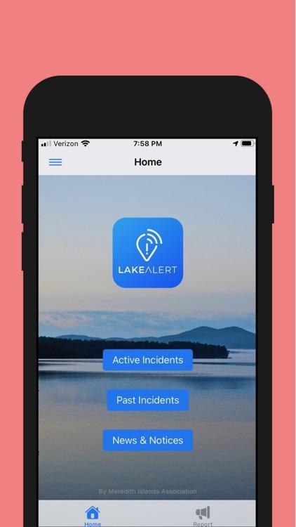 Lake Alert