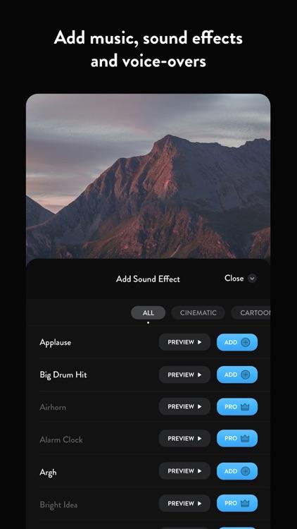 VidLab - Video Editor & Maker screenshot-5