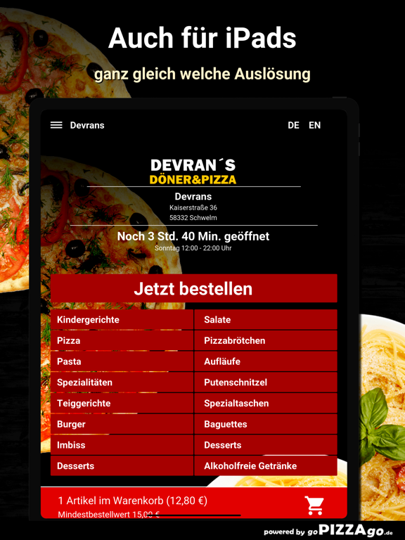 Devrans Schwelm screenshot 7