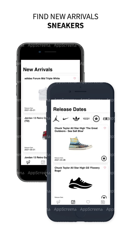 Sneakers Release Dates & News