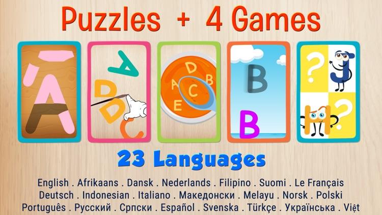 Alphabets game. Learn alphabet screenshot-0