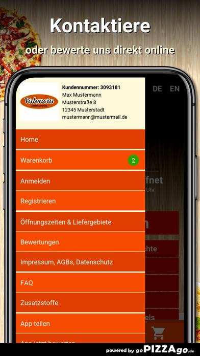 Valencia Heimservice München screenshot 3