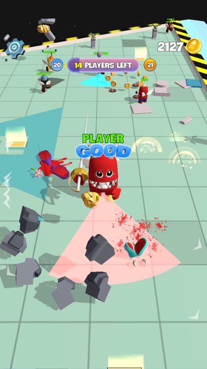 Smasher Around Us: Fun io game