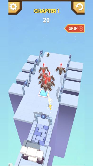 Time Walker 3D screenshot 1