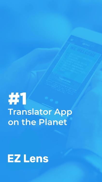 EZ Lens - Translator screenshot-5