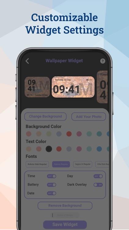 iWidget: All in One Widget