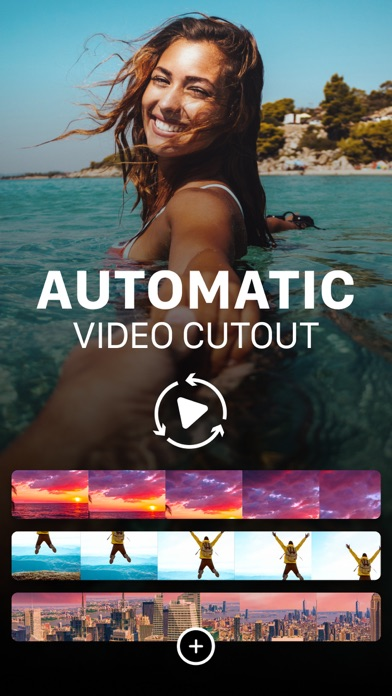 Moments - Video Editor & Maker Screenshot