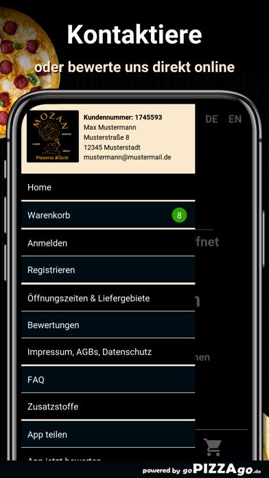 Mozan Paderborn screenshot 3