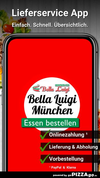 Bella Luigi München screenshot 1