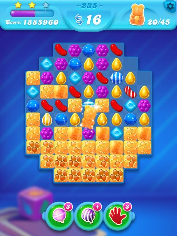 Candy Crush Soda Saga iPad app afbeelding 4