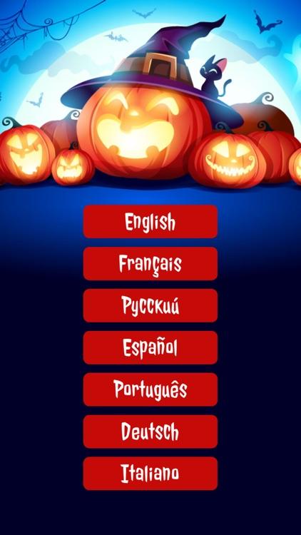 Spooky Words
