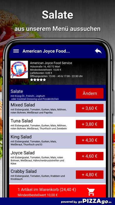 American Joyce Food Marl screenshot 3