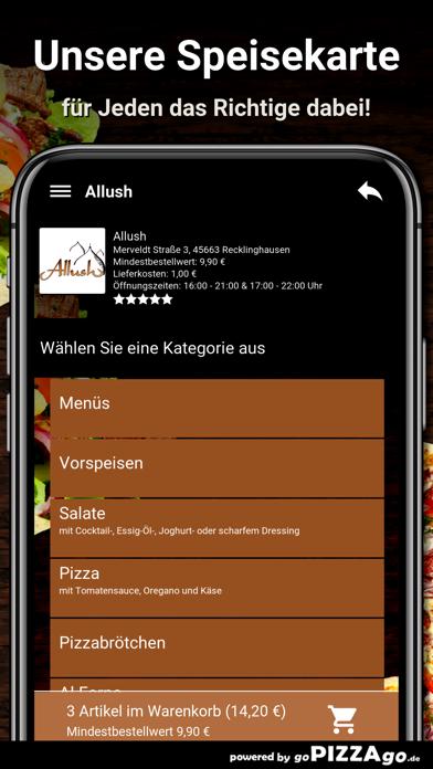 Allush Recklinghausen screenshot 4