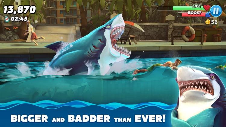 Hungry Shark World screenshot-0