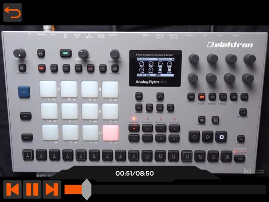 Beats Course for RYTM MKII screenshot 6