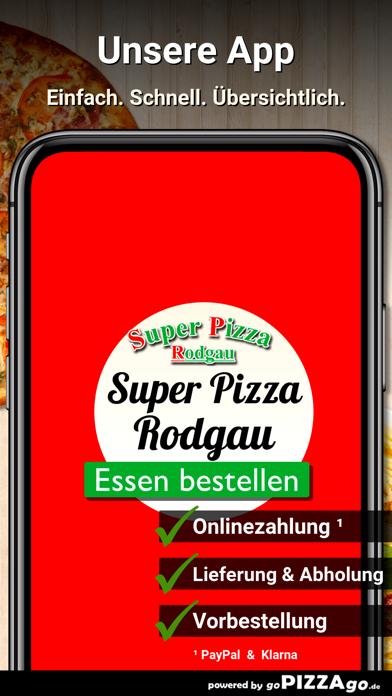 Super-Pizza Rodgau screenshot 1