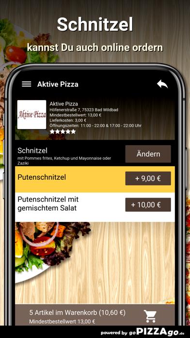 Aktive Pizza Bad Wildbad screenshot 5