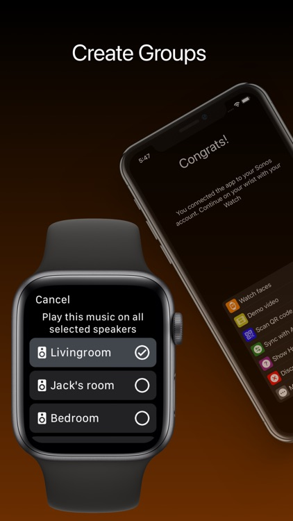 Lyd - Watch Remote for Sonos