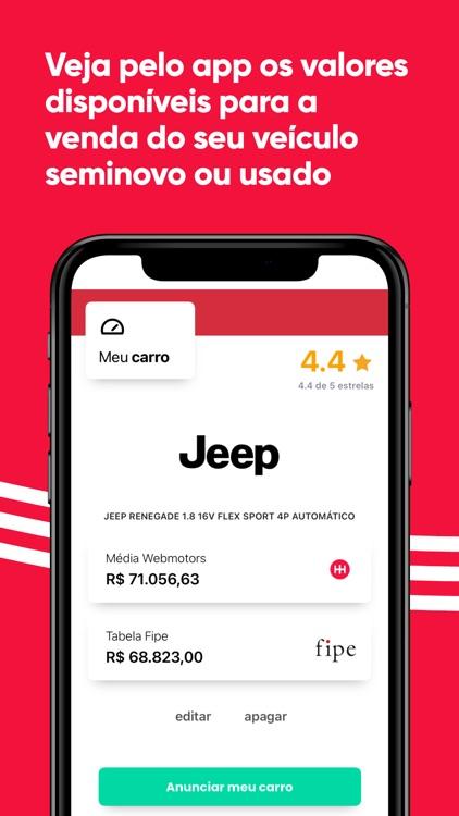 Webmotors - comprar carros screenshot-4