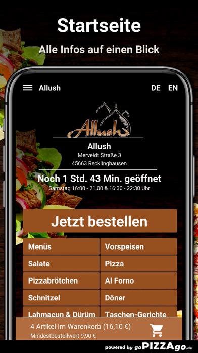 Allush Recklinghausen screenshot 2