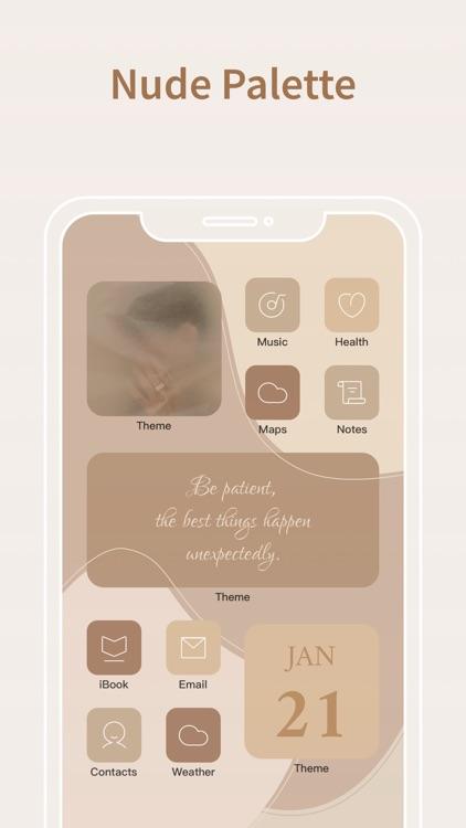 Icon Theme: Minimalist,Neutral screenshot-3