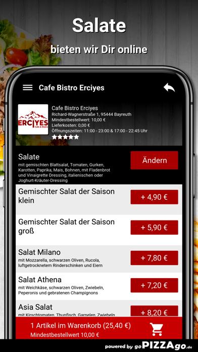 Cafe Bistro Erciyes Bayreuth screenshot 5