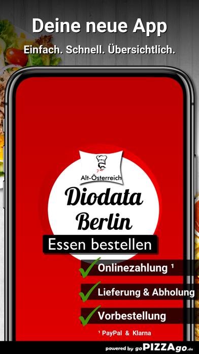 Diodata Alt-Österreich Berlin screenshot 1