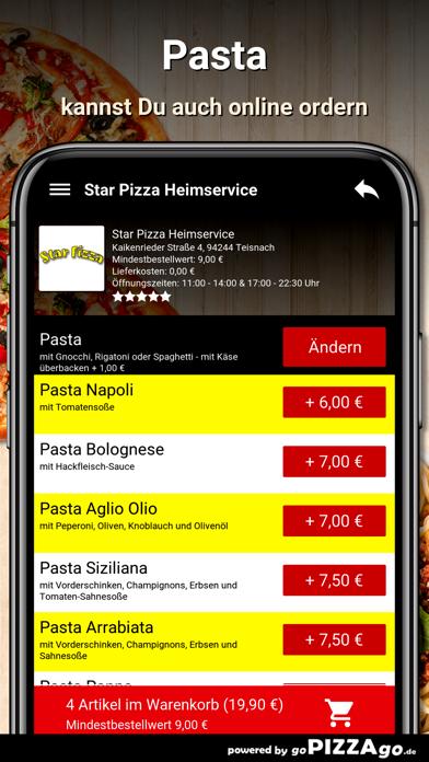 Star Pizza Teisnach screenshot 5