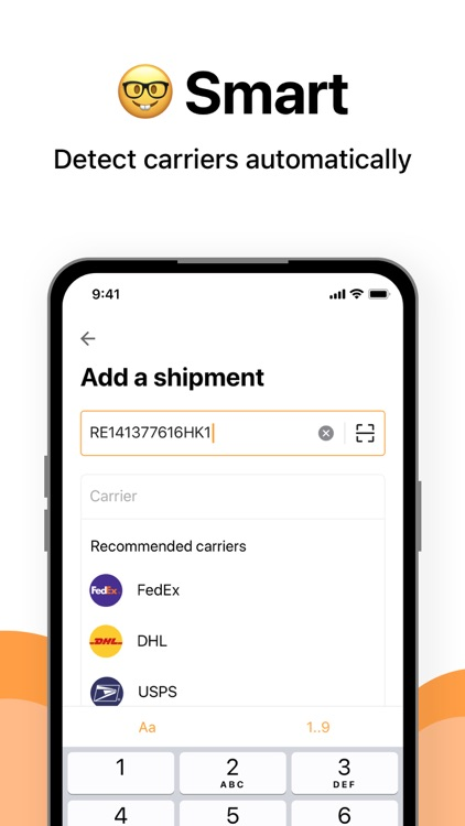 AfterShip Package Tracker screenshot-3