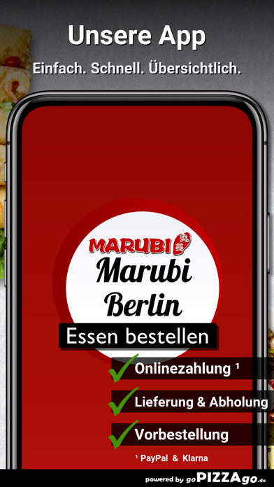 Marubi Berlin screenshot 1