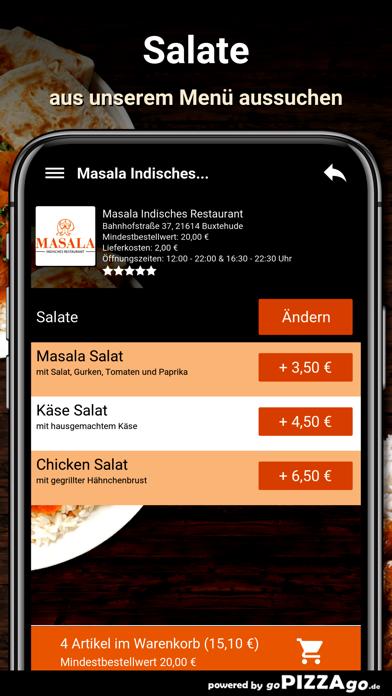 Masala Buxtehude screenshot 5