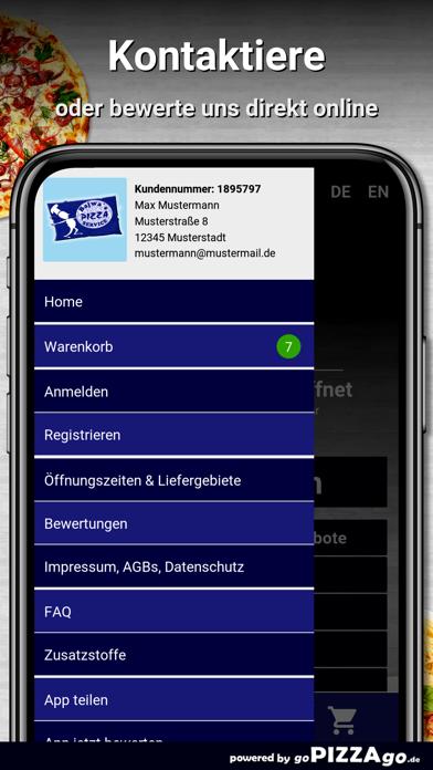 Bajwas Pizza Service Leipzig screenshot 3