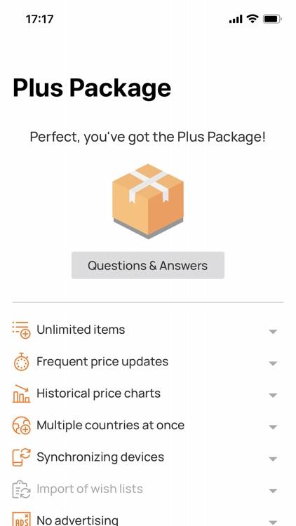 Dexter Price Alert for Amazon screenshot-3